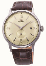 Orient RA-AP0003S10A Men's Bambino Small Second Sub Dial Leather Automatic Watch
