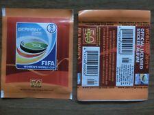 PANINI WORLD CUP WOMEN 2011 WM 11 * 2 x TÜTEN PACKS BUSTINA sealed