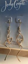 Jody Coyote Earrings JC0759 new WB333G gold filled ear wire