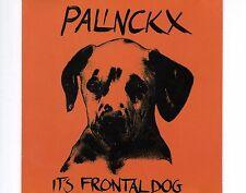 CD PALINCKX it's frontal dog 1998 EX FREE JAZZ