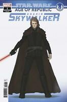 Star Wars Age of Rebellion Count Dooku #1 Variant  Marvel Comics CB18113