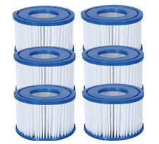 More details for bestway lay-z-spa filter swimming pool vi cartridge miami vegas monaco spa lay z