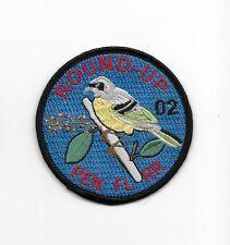 2002 Royal Rangers Pensacola Florida Circular Round Up Patch