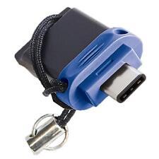 Verbatim 32GB USB Stick 3.0 Typ C Adapter PC Smartphone Tablet Nano Flash Drive