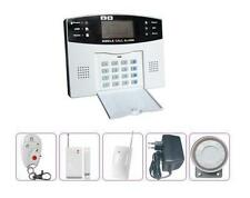 GSM Cellular Two Way Voice Live Monitoring Security Home or Business Alarm M3B-1