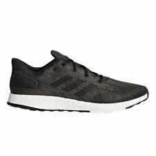 Para Hombre Adidas PureBOOST remitidos Gris Oscuro Deporte Atlético zapato de correr BB6291 Talla 9-12