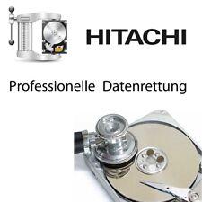 Datenrettung - Hitachi HTS543225L9A300 -  Data Recovery - Wiederherstellung