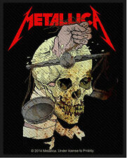 Metallica - Harvester of Sorrow Patch 8cm x 10cm
