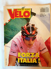 VELO SPRINT 2000 N°261 DEC 1990 FORZA ITALIA // BUGNO N°1