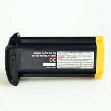 12V 2200mAh NP-E3 Battery For Canon EOS 1D 1DS Mark II 7084A001 7084A002