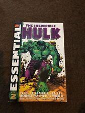 MARVEL COMICS ESSENTIAL - The Incredible Hulk - Vol. 2 - Taschenbuch