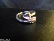 Arrow Design Ring Toe Midi Thumb Ring Fully Adjustable 925 Silver Plated