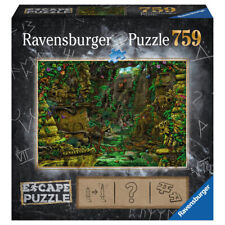 Ravensburger The Temple in Angkor Wat 759 Piece Escape Jigsaw Puzzle - 19957