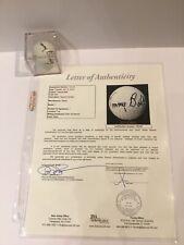 Tommy Bolt Autographed Golf Ball JSA LOA TITLEIST 1