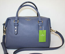 Kate Spade Julianne Mulberry Street In Diver Blue Handbag / Satchel New !!