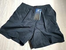 New Men's Rucanor Sports Shorts Blue Running Swimming Size S Light