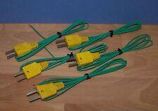 K-Type Thermocouple Wire for Digital Thermometer Temperature Sensor Probe TC1 5p