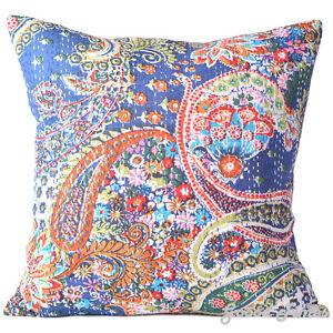 Cotton Pillowcase Home Decor Sofa Throw Cushion Cover Linen Hot Vintage Cover
