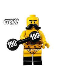 LEGO MINIFIGURA  SERIE 17  `` CIRCUS STRONG MAN ´´ REF 71018 NUEVO A ESTRENAR.