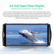 Ulefone Power 5,6GB+64GB,4x macchine fotografiche, Faccia ID, Android 8.1, carica senza fili, Regno Unito