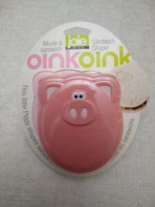Joie oink oink piggy sandwich shaper