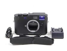 Leica M Monochrom Black 18 MP Digital Camera Body Monochrome
