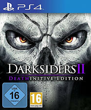 Darksiders 2 [deathinitive Edition] usado ps4-juego