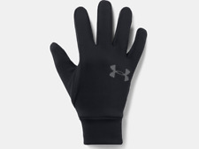 Under Armour Men's Liner Glove L Blue Storm Water Resistant Touchscreen MSRP$25