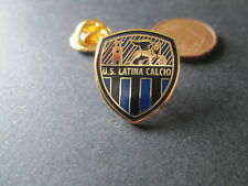 a1 LATINA FC club spilla football calcio soccer pins fussball italia italy