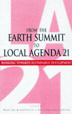 From the Earth Summit to Local Agenda 21 by Lafferty, William
