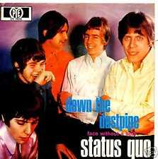 "STATUS QUO ""DOWN THE DUSTPIPE"" ORIG GER PS 1970"