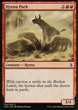 4x Hyena Pack | nm/m | amonkhet | Magic mtg