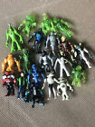 Lot Of 19 Small Size BEN 10 Alien Creature Toy Minifigs Mini Figures