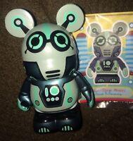 DISNEY VINYLMATION 3 Robots # 1 Robot Chaser Circuit Bot Circuit-bot