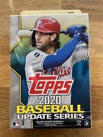 Sealed - 2020 Topps MLB Baseball Update Series Hanger Box