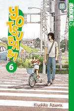 Yotsuba&! 6 - Deutsch - Tokyopop - NEUWARE