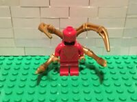Lego Marvel Superheroes Avengers sh193 Iron Spider Man Minifigure From Set 76037