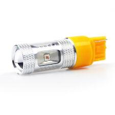 Lumiplux T10 W5W 168 194 Canbus Error free Pure White 6X5730 Car LED Lens 2pcs