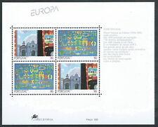 1993 EUROPA PORTOGALLO FOGLIETTO MNH ** - B