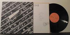 SESSION III '81 Yamaha Japan promo + book Jazz fusion funk NM- NICE