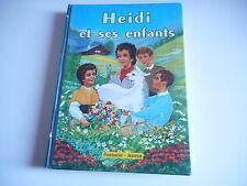 HEIDI ET SES ENFANTS - JOHANNA SPYRI