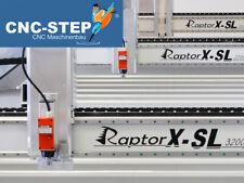 CNC Portalfräse 2200 x 2010 mm RaptorX-SL CAD CAM Software + Motorsteuerung