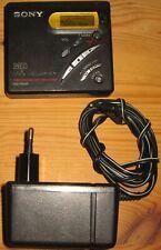 Sony Mini Disc Walkman  MD MZ R500 Recorder