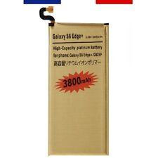 BATTERIE GOLD HAUTE CAPACITÉ POUR SAMSUNG GALAXY S6 EDGE PLUS (G928F)