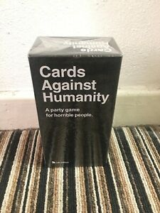 UK Cards Against Humanity UK V2.0 Latest Edition 600 cards FREE POST