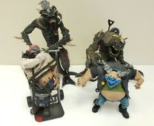 Lot of 4 Spawn Todd McFarlane Toys Action Figures Malebolgia, The Heap, Clowns