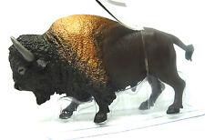 P10) SAFARI LTD (s290829) BUFFLE BISON TAUREAU ANIMAUX SAUVAGES