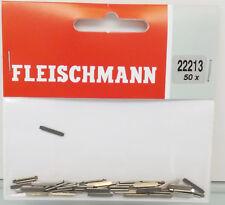 FLEISCHMANN 22213 - Spur N - Schienenverbinder - NEU in OVP