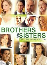 Brothers And Sisters Season 1 DVD 6-Disc Set Brand New & Sealed NTSC Region 1