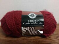 Loops&Threads Charisma bulky yarn, Red,  (109 yds)